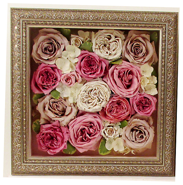 Preserved Wedding Flowers - Roses