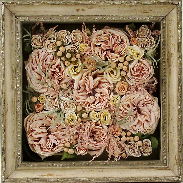 Preserved Bridal Bouquet_11