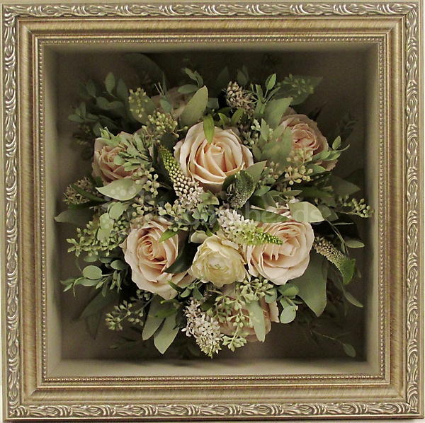 Preserved Bridal Bouquet_17
