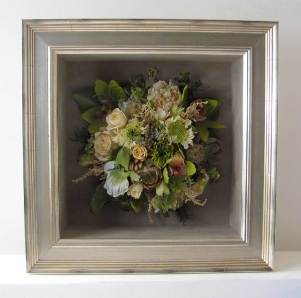 Wedding flower preservation Cincinnati Ohio